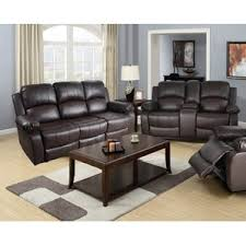 Leather Sofas On Finance Reclining Living Room Sets You U0027ll Love
