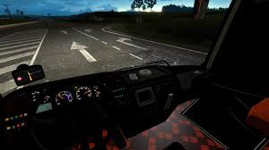 trak volvo runiran volvo b12b tx v2 0 bus euro truck simulator 2 mods