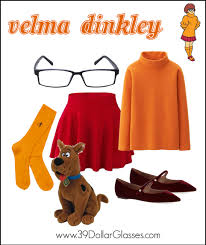 Velma Costume Velma Costume Featuring Vancouver Frames From 39dollarglasses