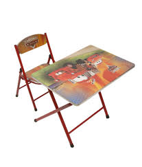 study table and chair 44 off on happy kids foldable study table and chair cars on