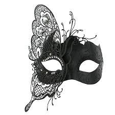 leather mardi gras masks coxeer masquerade mask butterfly laser cut metal mardi gras mask