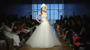 Couture Wedding Dresses Ines Di Santo Bridal 2015 Runway Fashion Show With Couture