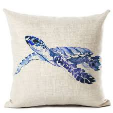 Sea Turtle Home Decor Best Sea Turtle Pillow Products On Wanelo