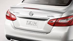 Nissan Altima 2016 - 2016 17 nissan altima spoiler u2014 spoiler authority