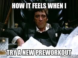 Pre Workout Meme - pre workout fitness revolution rowlett tx