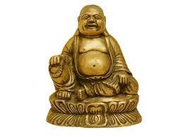 Buddhist Home Decor Indianshelf Handmade Brass Buddha Head Statue Hindu Jain God