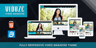 templates for video website video website templates from themeforest