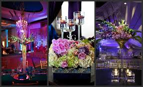 Martini Glass Centerpieces Suhaag Garden Indian Wedding Centerpieces Crystals Flowers