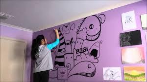 wall art design ideas mural sample wall paint art city artistic
