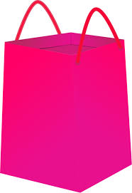 bags of christmas bows picture of a shopping cart is of christmas bows for the