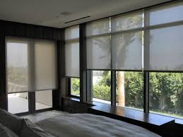 Blinds For Windows With No Recess - signature natural light filtering roller shade designer shades