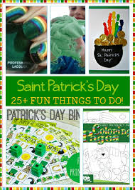 st patrick u0027s day activities and mom u0027s library 177 true aim