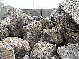 Volcanic Rock Garden Volcanic Honeycomb Rocks Rock N Redgum