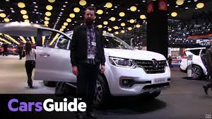 renault alaskan vs nissan navara renault alaskan ute still unconfirmed for aus video car news