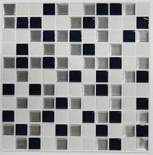 Tile Stickers For Kitchen Pvc Wall Sticker Bathroom Waterproof Self Adhesive Wallpaper