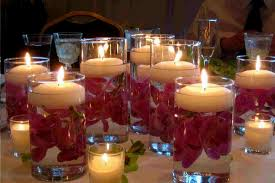 wedding decorating ideas wedding centerpiece ideas on a budget decoration party