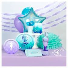 the party supplies mermaids the sea party supplies collection target