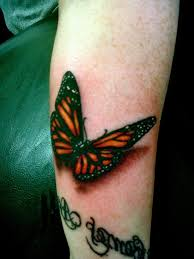 butterfly designs on leg free 3d butterfly tattoos designs
