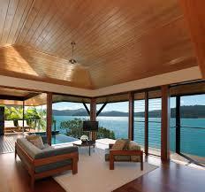 architecture qualia resort lounge space design with floor