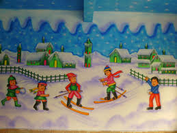 play wall painting cartoon painting kids room painting