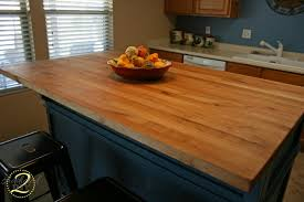 Diy Wood Kitchen Countertops How To Build Your Own Butcher Block Addicted 2 Diy
