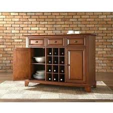sideboard cabinet with wine storage wine storage buffet table kyubey