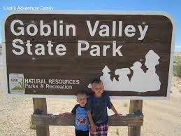 Goblin valley state park utah 39 s adventure family