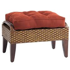 Wicker Storage Ottoman Coffee Table Fascinating Storage Ottoman Table Taptotrip Me