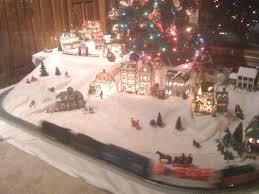 christmas village 9 steps