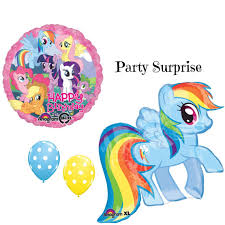 my pony balloons sale my pony balloons kids birthday party balloons dash