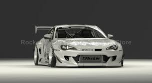 subaru brz custom rocket bunny wide body pandem rocket bunny toyota gt86 subaru brz version 3