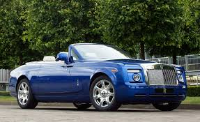 phantom roll royce one off rolls royce drophead coupé created for masterpiece london