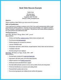Sample Resume For Bank Teller With No Experience by Teller Resume Example Bank Teller Resume Skills Resume Sample