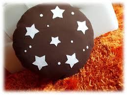 cuscino pan di stelle cuscino goloso pan di stelle per la casa e per te decorare