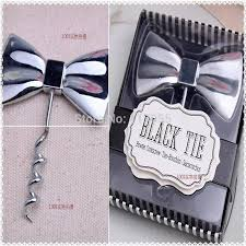 black tie party favors popular black tie corkscrew buy cheap black tie corkscrew lots