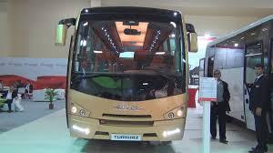 isuzu turkuaz 4hk1e6c bus 2016 exterior and interior in 3d youtube
