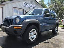 2003 blue jeep liberty blue jeep liberty in kentucky for sale used cars on buysellsearch