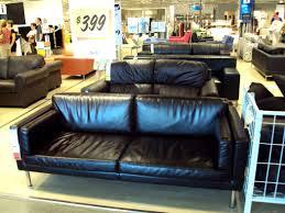 Ikea Sater Leather Sofa Ikea Sater Sofa A Photo On Flickriver