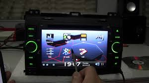 lexus gps dvd australia in car dvd player gps navigation stereo for toyota land cruiser