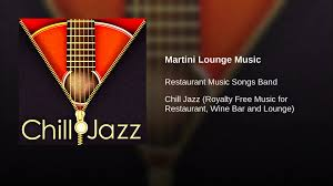 martini bar logo martini lounge music youtube