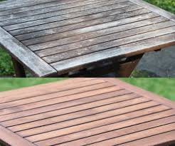 Outdoor Furniture Wood Refinishing Ikea Outdoor Furniture 3 Steps With Pictures