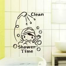 Bathroom Quotes For Walls Bathroom Wall Quotes For Bathroom Door And Window Vinyl Wall Art