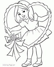 coloring pages flowers and hearts coloring coloring home