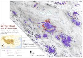 Tibetan Plateau Map Jakob Heyman Publications