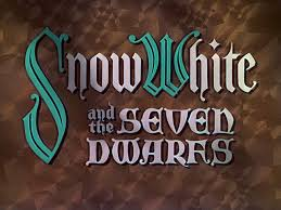 snow white dwarfs 1937 disney