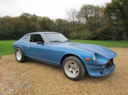 classic datsun 280z datsun 280z 1975 lhd v8 sold on car and classic uk c688827