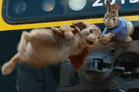 peter rabbit movie review beatrix potter s bunny reduced to