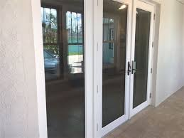French Doors With Blinds In Glass Photo Gallery