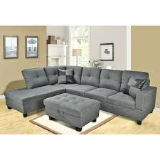 Reversible Sectional Sofa Chaise Sectional Mayfair Dark Grey Sectional Sofa Modern 2 Piece