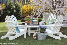 Yellow Plastic Adirondack Chair Polywood Adirondack Chairs Earth Friendly And Built To Last